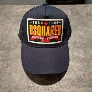 Dsquared Dad Tucker Mesh Navy hat